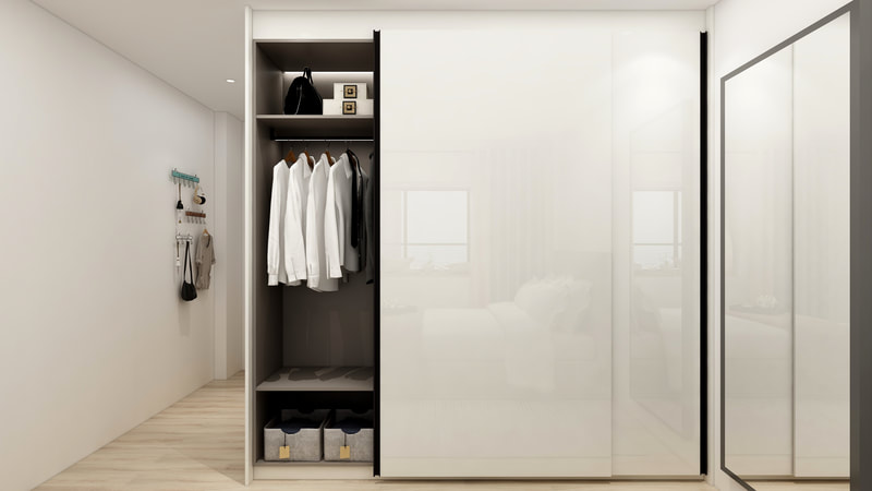 Effective Surfaces Bedroom